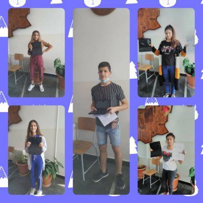 Учим с таблети - 2 - ОУ Отец Паисий - град Варна